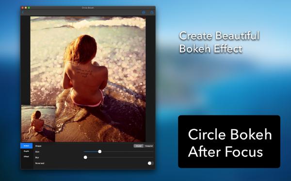Circle Bokeh for Mac-Circle Bokeh Mac版下载 V1.0