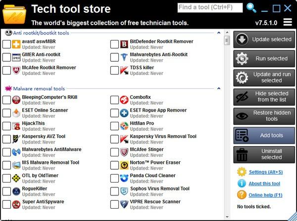 Tech Tool Store(应用程序下载工具)