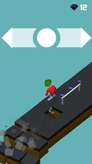 最强滑板者