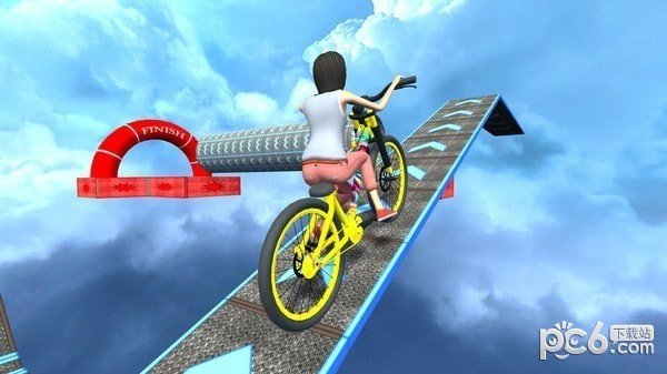 疯狂自行车极限特技