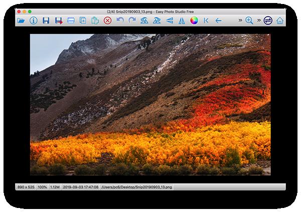 Easy Photo Studio Mac版下載 V3.0.5