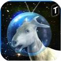 模�M太空山羊