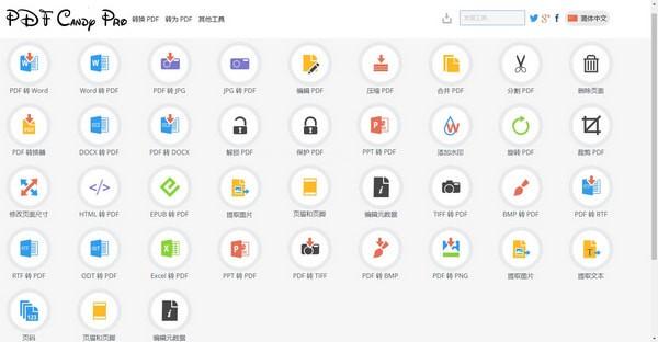 PDF Candy Desktop Pro(PDF工具集)