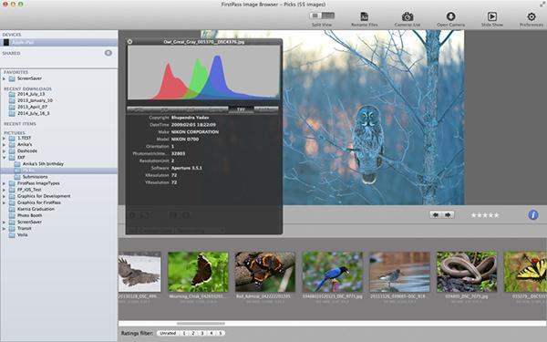 FirstPass Image Mac版