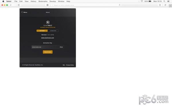 SlashNext Phishing Protection Mac版