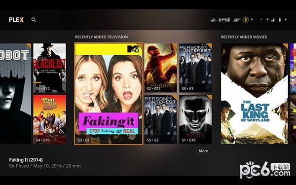 Plex Media Player for Mac-Plex Media Player Mac版下载 V2.37.2.996