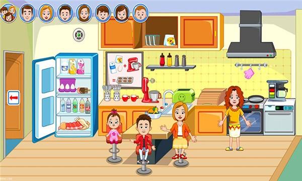 托卡乐园家庭聚会(图1)