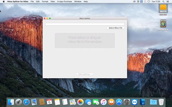 Mbox Splitter for Mac-Mbox Splitter Mac版下载 V2.7