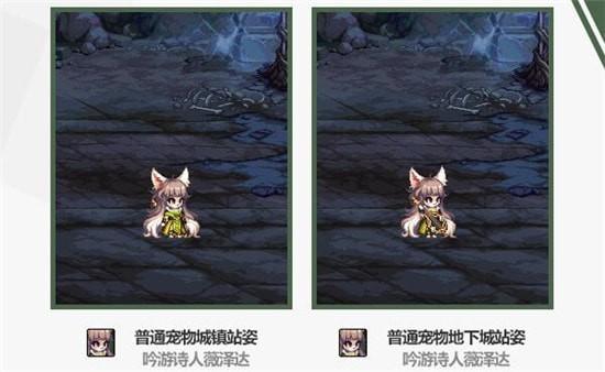 dnf2019春节套宠物图片