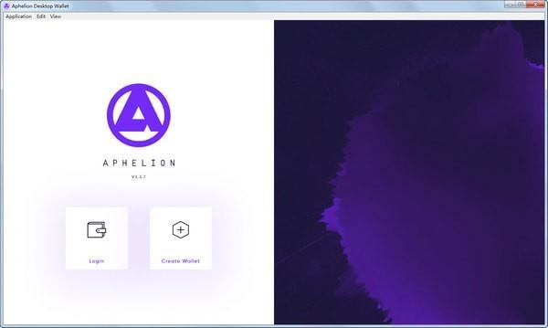 Aphelion Wallet(区块链钱包)