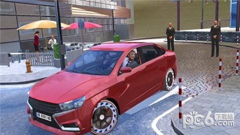 欧洲汽车模拟器游戏(图3)
