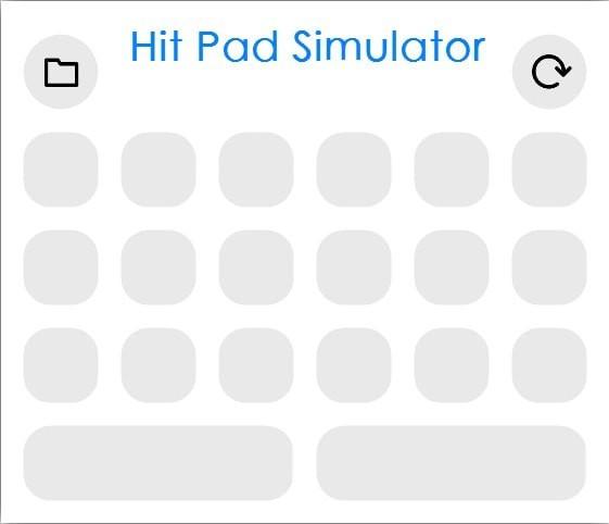 Hit Pad Simulator(打击垫模拟器)