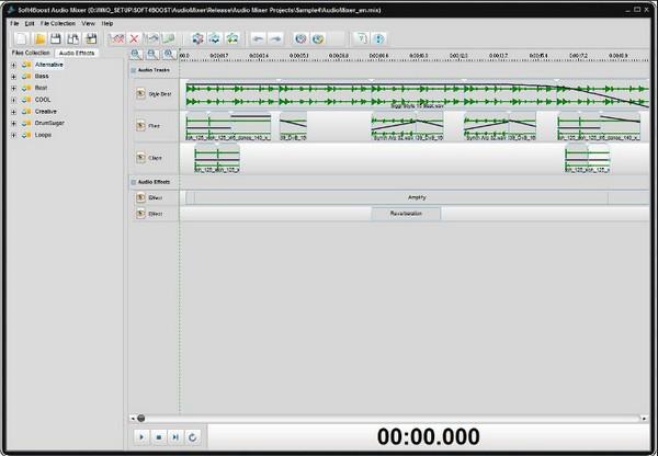 Soft4Boost Audio Mixer(音频混合器)
