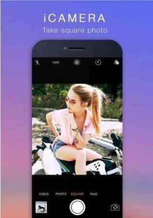 iOS风格相机(图1)