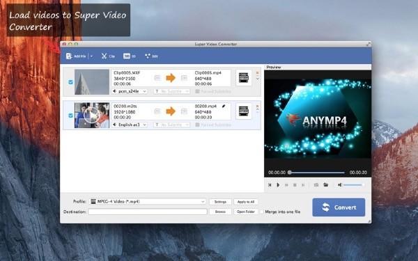 超级音视频转换器Mac版