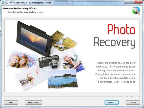 RS Photo Recovery(照片恢复软件)