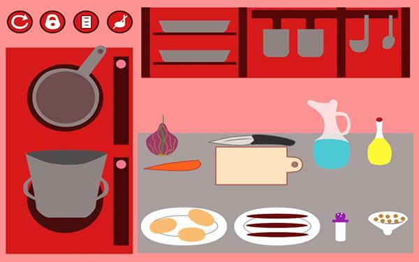 豌豆汤熏肠游戏Mac版