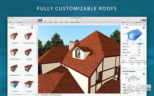 Live Home 3D Pro Mac版