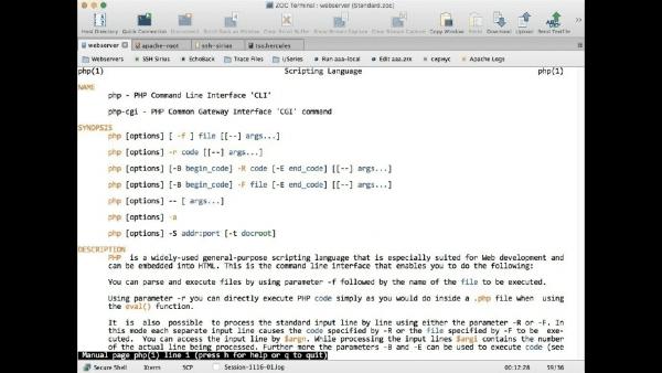 ZOC Terminal Mac版
