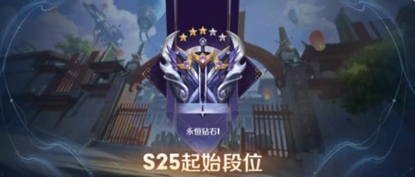 王者荣耀s25賽季详细情况介绍