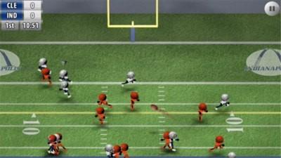 火柴人美式橄榄球电脑版