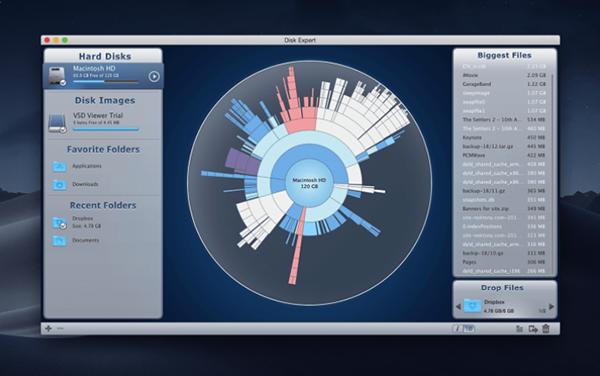 Disk Expert Mac版