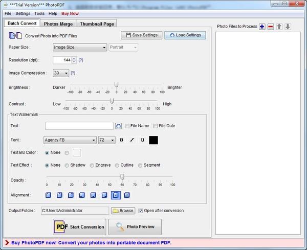 PhotoPDF-PhotoPDF(图片转PDF工具)下载 v5.0.2官方版