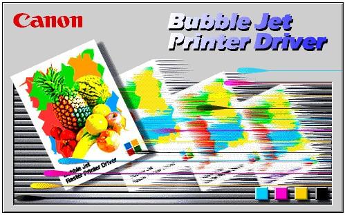 佳能BJC-8200打印机驱动