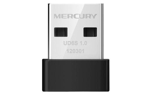 水星UD6S无线网卡驱动