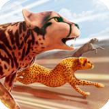 草原动物赛跑模拟
