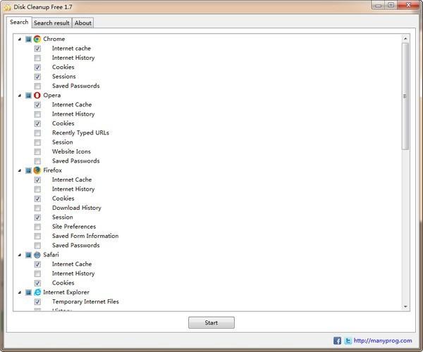 Disk Cleanup Free(磁盘清理软件)