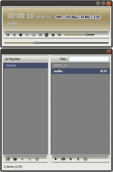Soft4Boost AMPlayer(媒体播放器)