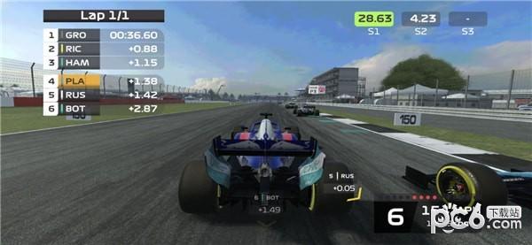 f1 mobile racing下载