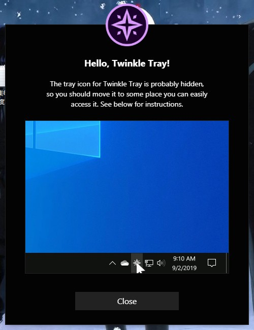 Twinkle Tray(屏幕亮度调节工具)
