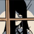 橱窗里的女孩