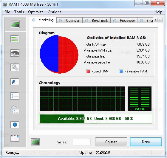 RAM Saver Professional内存管理工具