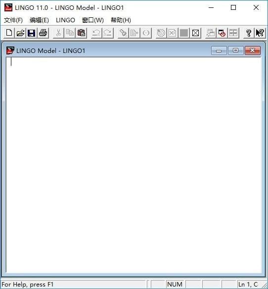 Lingo(数学建模软件)
