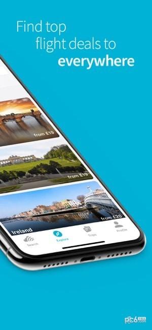 skyscanner app下载