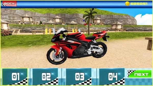 摩托骑士特技赛车(图1)