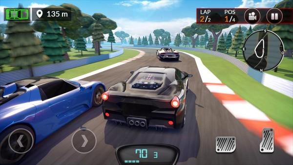模拟加速驾驶(图2)