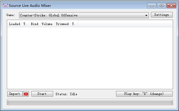 Source Live Audio Mixer(CSGO语音包软件)