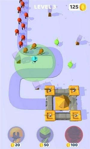 可爱城堡捍卫者(图1)