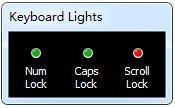 Keyboard Lights(��M�I�P��)