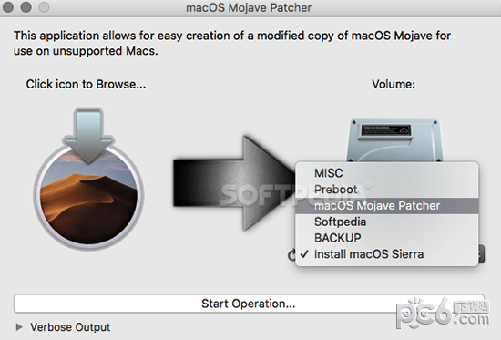 macOS Mojave Patcher for Mac