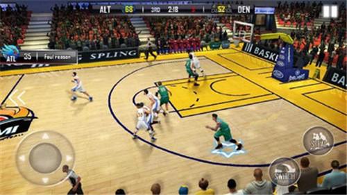 狂热篮球电脑版