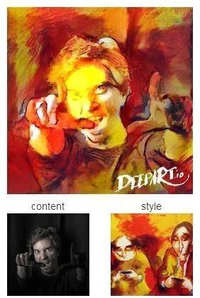 Deep Art app下载